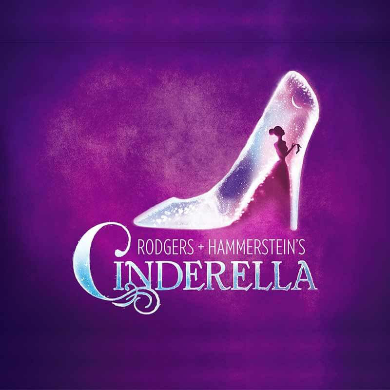 Cinderella new broadway musical logo