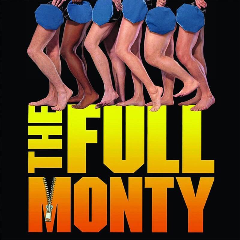 Full Monty musical logo