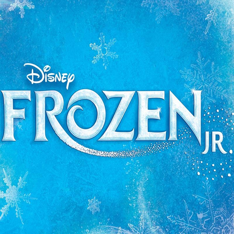 Frozen Jr. musical logo